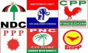 Political Parties 1