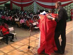Nobody will recognise your neutrality so speak up on corruption - Manasseh