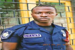 Police man Drops Single