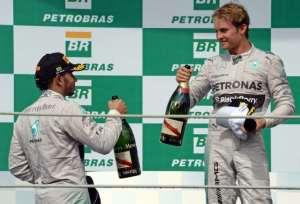 Nico Rosberg hails controlled Brazilian Grand Prix win