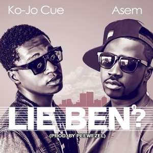 ASEM Presents Oseikrom's New Breed Ko-Jo Cue with 'Lie Ben'