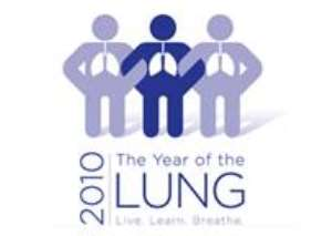 2010 is Year of the Lungs