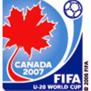 The FIFA U-20 World Cup Canada 2007 logo. (FIFA.com)