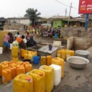Water Scarcity Hits Lolonya Residents