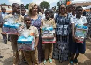 Child Marriage Campaign Will Advance Youth In Africa -Lordina
