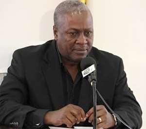 A Love Letter To Oga John Dramani Mahama