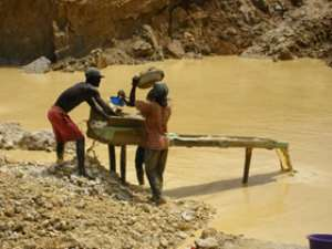 Chiefs Advised To Stop Illegal Mining