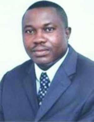 Mr. Samuel Ofosu Ampofo, Minister for Local Government and Rural Development