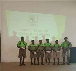 Scholarship beneficiaries