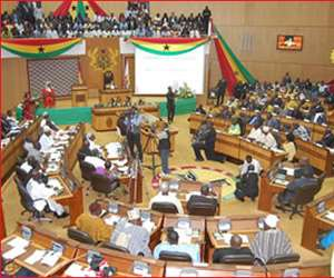 Parliament urges security agencies to beef up against crime