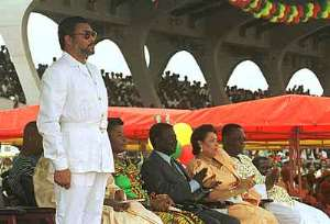 NPP makes NDC's 20yrs mistakes in one year - Rawlings