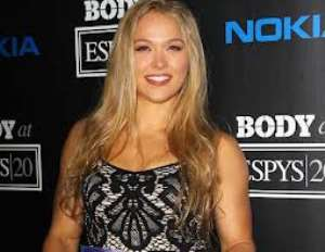 Ronda Rousey : The Biography