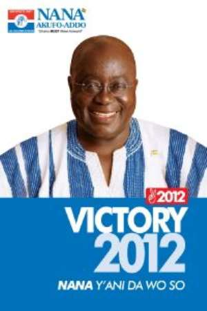 Tell the truth, Akufo-Addo tells NDC
