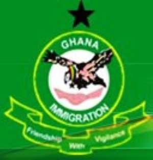 Ghana Immigration Service Logo