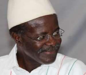 Dr. Paa Kwesi Nduom is demanding clarification from Mr Greenstreet