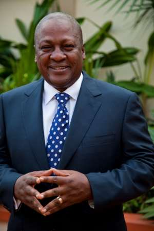 Aren't you, Mr. President John Mahama, Ashamed of your Political Visionless & involvement in Election Malpractices?