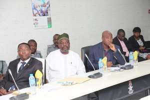 Ghana Delegates Visits Nigeria Customs Service On A Fact-Finding Mission