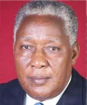 E.T. Mensah, Overseer for Ghana's Education Ministry