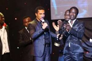 Majid Michel for Planet Africa Award