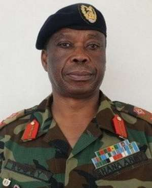 Major General Don Chebe Rtd.