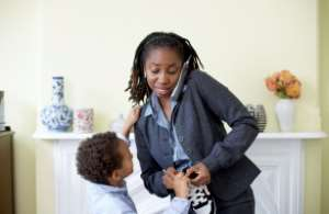 Study: Why maternity leave is important
