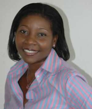 Matilda Asante, an inquisitorial broadcaster
