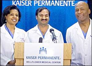Drs. Maples, Gupta and Henry