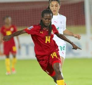 Black Queens Hold Egypt