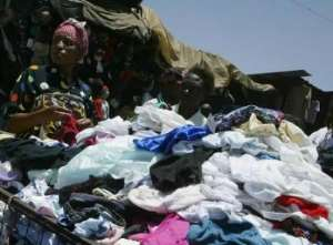 'Dead White People's Clothes'
