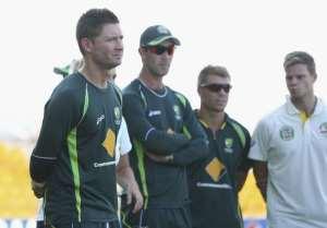 Michael Clarke dismisses questions surrounding Australian captaincy future
