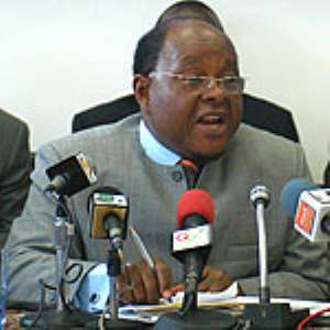 Prof Mike Oquaye, Minister for communications