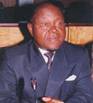 Speaker Mike Oquaye