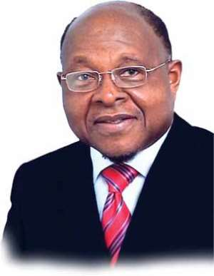 THE PATRIOT, PROF MIKE OQUAYE-Personal and National Achievements