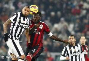 Sulley Muntari: AC Milan confirm Ghana midfielder recover but won't start against Cesena