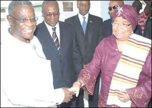 Liberia Seeks Coop