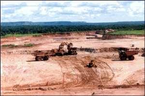 Landowners Besiege Mine For Compensation