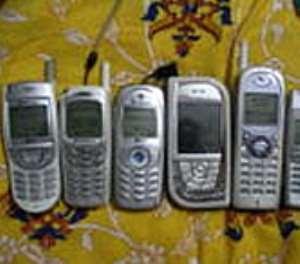 Ban on mobile phones