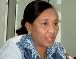 Form Consortium To Execute Projects Of Huge Monetary Resources- Mona Quartey