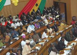 Youth storm Parliament over youth policy