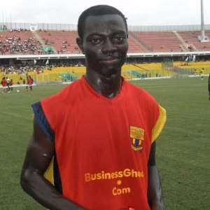 Former Hearts midfielder Uriah Asante dies aged 24