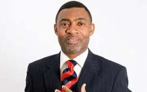 Dr Lawrence Tetteh