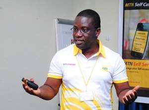 MTN Ghana launches self service for customers