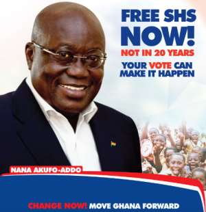 Nana Akufo Addo Is Never The Problem But....
