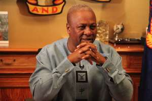 Prof Awoonor's presence at Nairobi mall sad twist of fate - President Mahama