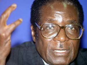 President Robert Mugabe, The Lone Voice Crying In The Bush