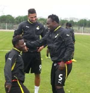 Have your say: Did the presence of Boateng, Muntari and Essien wreck Ghana's 2014 World Cup campaign?