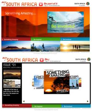CNN International Collects GOLD for 'My South Africa' Advertising Campaign in the Internationalist Awards for Innovation in Media