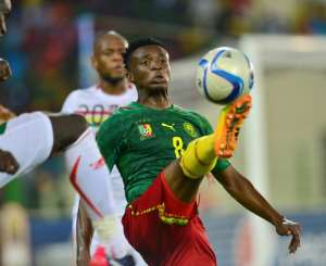 AFCON 2015: Cameroon pegged back by Traore wonder strike