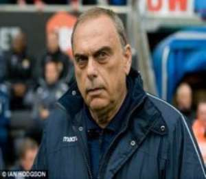 Report- Avram Grant could miss Ghana job over political sanctions against Israel