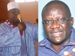 Blows In NPP: Bugri Naabu Punches Afoko